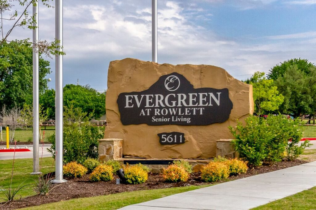 Evergreen Rowlett